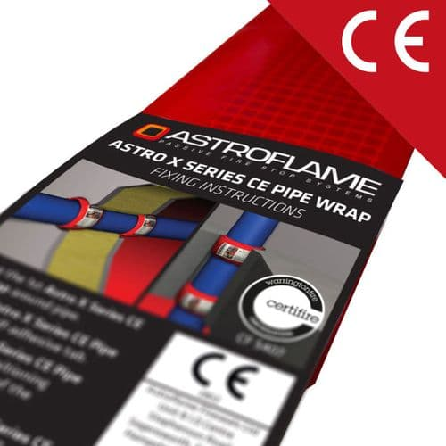 Pipe Wrap - CE Marked